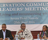 conservation leaders